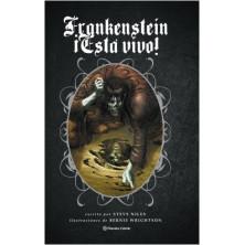 Comic - Frankenstein está vivo
