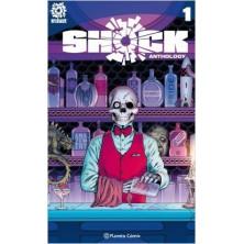 Cómic - Shock Anthology