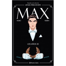 Cómic - Max: los años 20