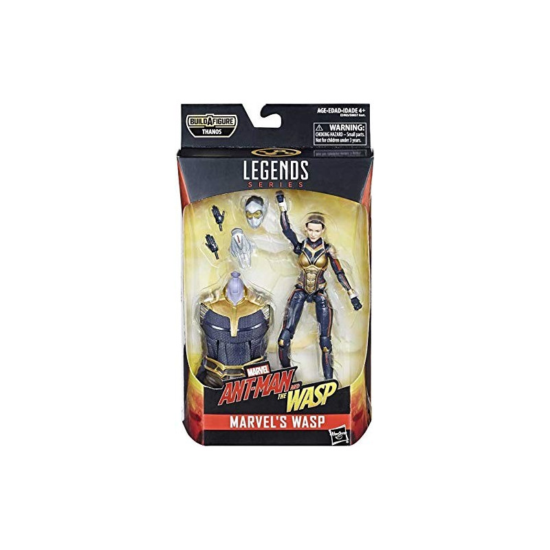 Figura de Wasp - Marvel Legends Series Avengers