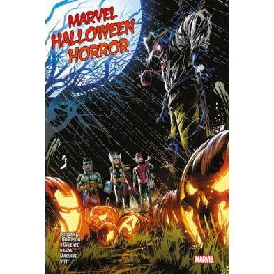Cómic - Marvel Halloween Horror