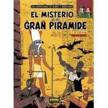 Blake y Mortimer 01- El misterio de la gran pirámide