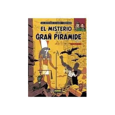 Cómic - Blake y Mortimer 01- El misterio de la gran pirámide