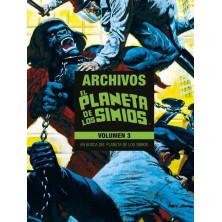 Comic - El planeta de los simios - Archivos 3 (Limited Edition)