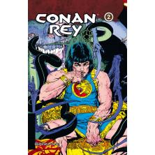 Cómic - Conan Rey (integral) nº 02/04