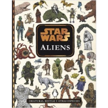 Libro - Star Wars Aliens - Criaturas, bestias y otras especies