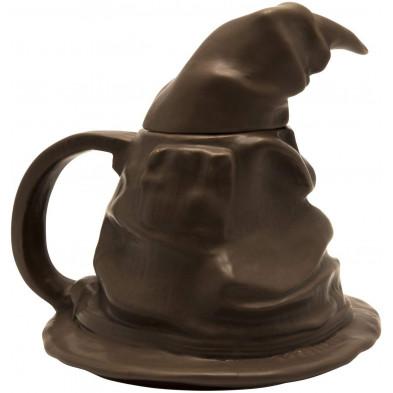 Taza 3D - Sombrero Seleccionador - Harry Potter