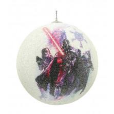 Bola para árbol de Navidad - Darth Vader y Stormtroopers