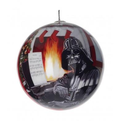 Bola para árbol de Navidad - Darth Vader piano - Star Wars