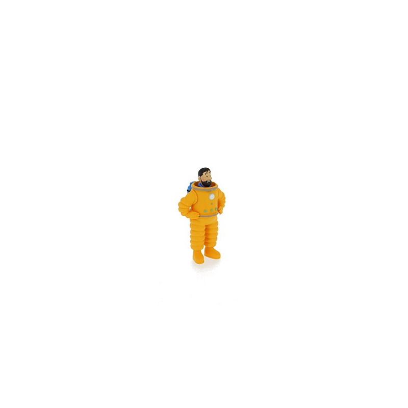 Figura en PVC del capitán Haddock - Tintín