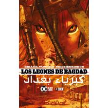 Cómic - Los leones de Bagdad (Nueva edición)