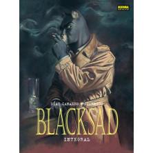 Cómic - Blacksad integral (Ed. español) - Volúmenes 1-5