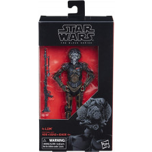 Figura de 4 Lom - Black Series - Star Wars