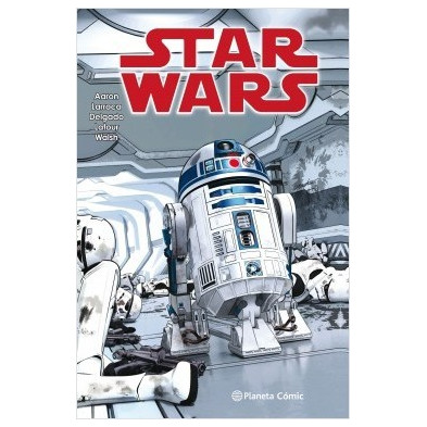 Cómic - Star Wars nº 6 (tomo recopilatorio)