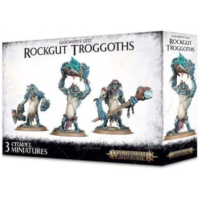 Rockgut Troggoths - Warhammer - Age of Sigmar