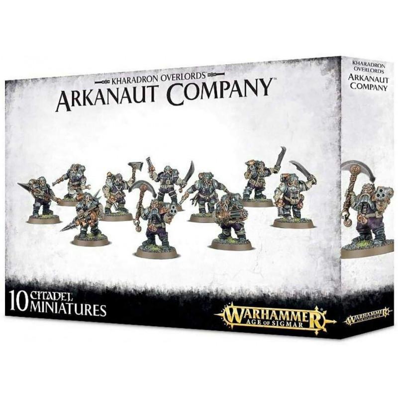 Arkanaut Company - Warhammer - Age of Sigmar