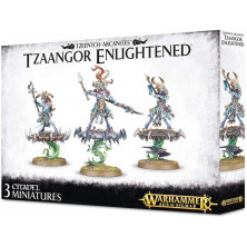 Tzaangor Enlightened - Warhammer - Age of Sigmar