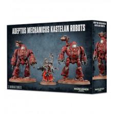 Adeptus Mechanicus Kastelan Robots - Warhammer 40000