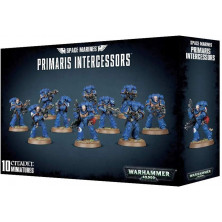 Primaris Intercessors - Space Marines (Warhammer 40000)
