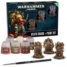 Death Guard + Paint Set (Warhammer 40000)