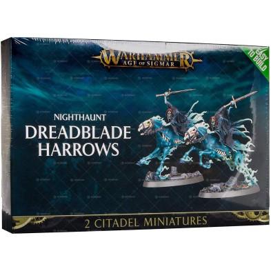 Dreadblade Harrows - Nighthaunt (Warhammer, Age of Sigmar)
