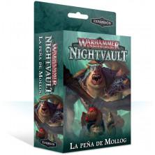 Nightvault: La peña de Mollog (Expansión de Warhammer Underworlds)