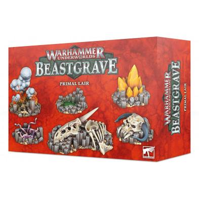 Primal Lair - Warhammer Underworlds: Beastgrave