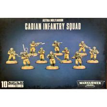 Cadian Infantry Squad - Astra Militarum (Warhammer 40,000)
