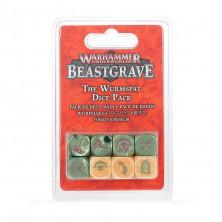 Set de dados - Despojos de Gusano - Warhammer Underwolds: Beastgrave