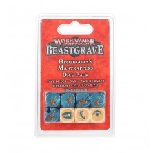 Set de dados - Tramperos de Hrothgorn - Warhammer Underworlds: Beastgrave