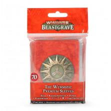 Fundas Premium - Despojos de Gusano - Warhammer Underworlds: Beastgrave