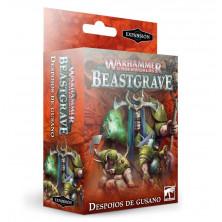 Expansión Despojos de Gusano - Warhammer Underworlds: Beastgrave