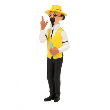 Figura de PVC - Tornasol jardinero