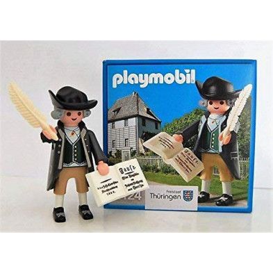 Goethe - Playmobil - 9124