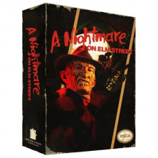 Figura de Freddy Krueger - Pesadilla en Elm Street - Versión clásico videojuego - NECA
