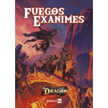 Libro de rol - Fuegos exánimes