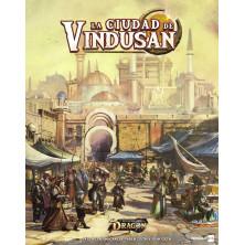 Libro de rol - La ciudad de Vindusan