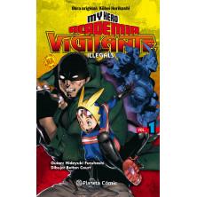 Cómic - Vigilante Illegals 01