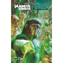 Cómic - Green Lantern / El Planeta de los Simios