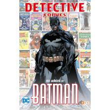 Cómic - Detective Comics: 80 años de Batman