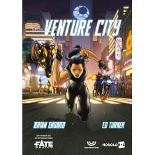 Libro de rol - Venture City