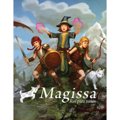 Libro de rol - Magissa (Infantil)