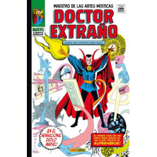 Cómic - Dr. Extraño 01 - Maestro de las Artes Místicas
