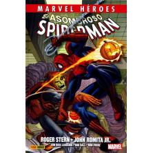 Cómic - El Asombroso Spiderman de Roger Stern y Romita Jr
