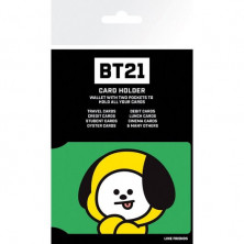 Tarjetero BT21 - Chimmy