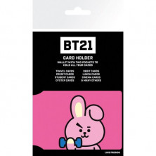 Tarjetero BT21 - Cooky
