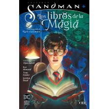 Cómic - Los libros de la magia 01 - Universo Sandman
