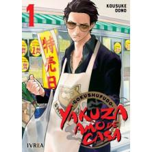 Cómic - Yakuza, amo de casa 01