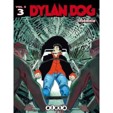 Cómic - Dylan Dog Vol.3 - 03 - Insomnio
