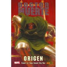 Cómic - Doctor Muerte: Origen